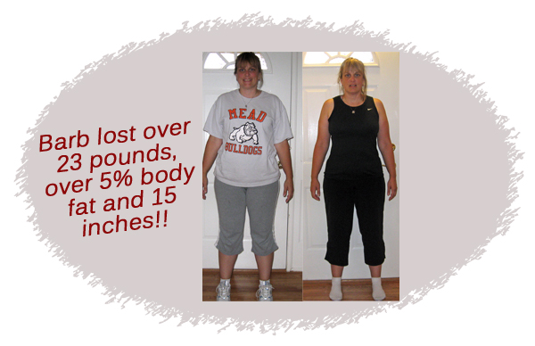 Barb Weight Loss